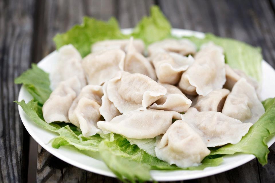 Dumplings from Julie's Noodles
