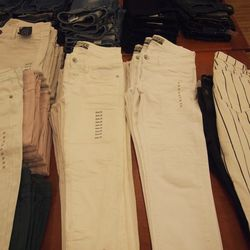 Styles from Levi's Made & Crafted, Closed, and J Brand are in stock at Knit Wit.