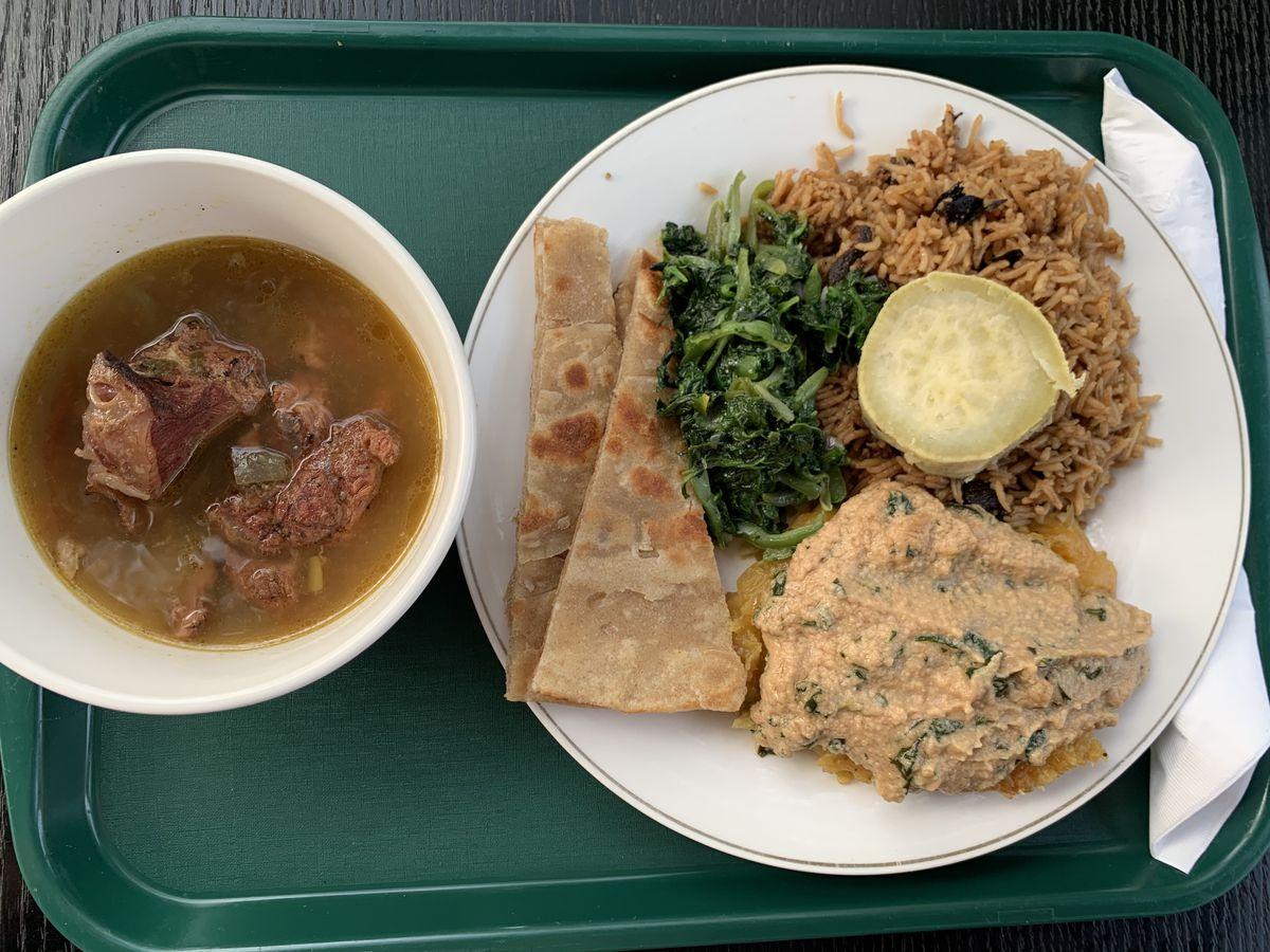 Jaliz Cuisine of East Africa
