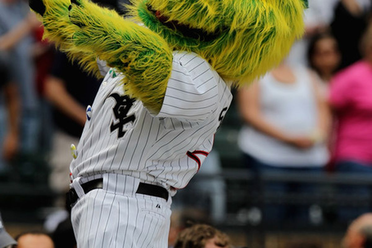 Smith is playing in the Chicago White Sox farm system (Photo by Jonathan Daniel/Getty Images)