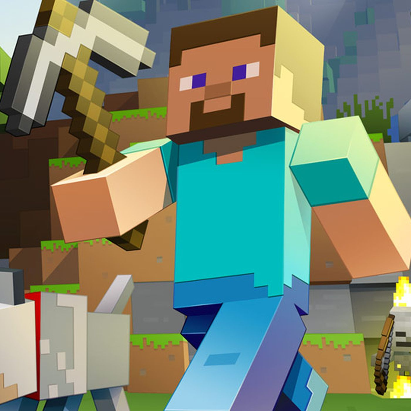 Minecraft comes to Xbox One on Sept  5 - Polygon
