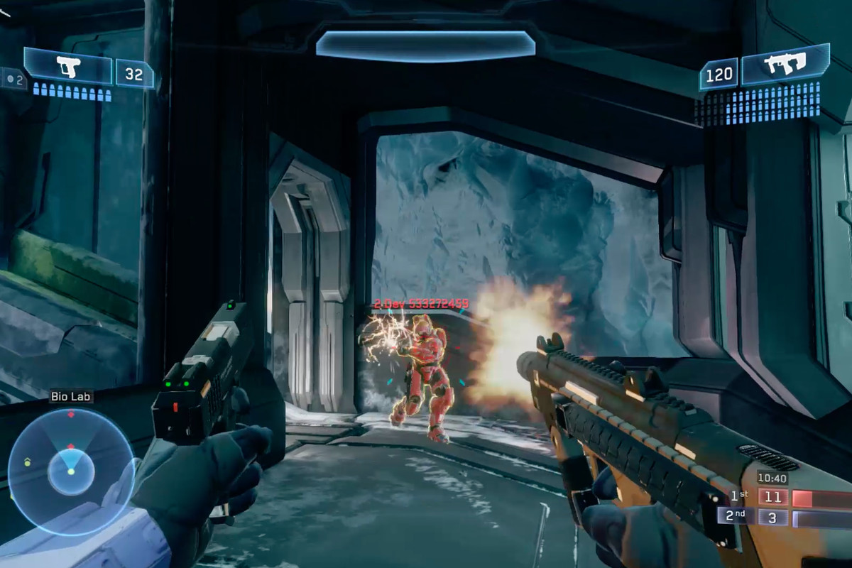Heres One Of Halo 2s Best Maps In 1080p 60 Frames Per Second