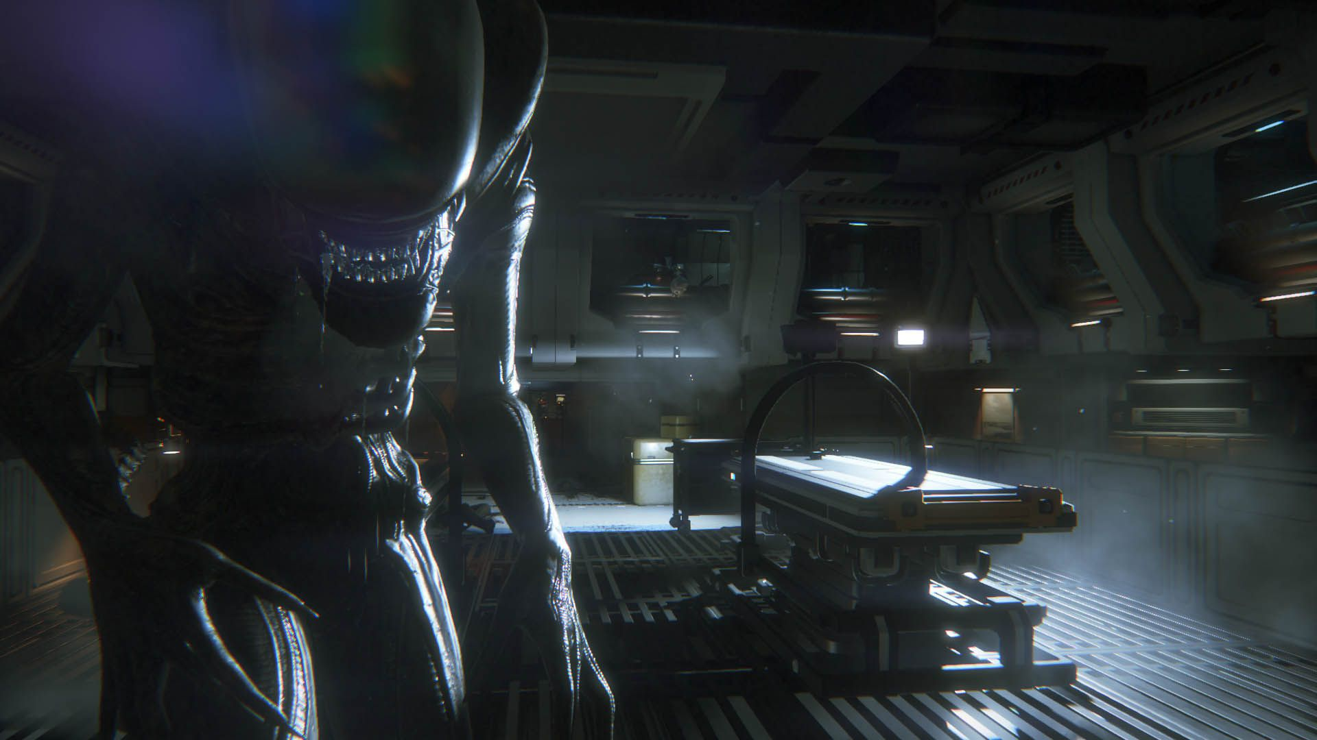 Alien Isolation blog gaming lageekroom avis test