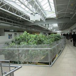 The main corridor at Consumer Reports