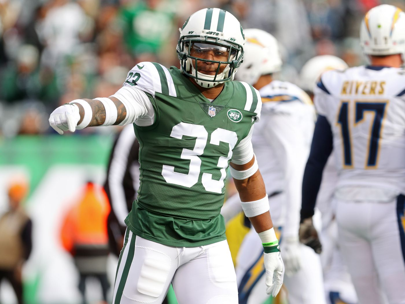 Ny Jets Were The Scouting Reports Right Jamal Adams Gang Green Nation