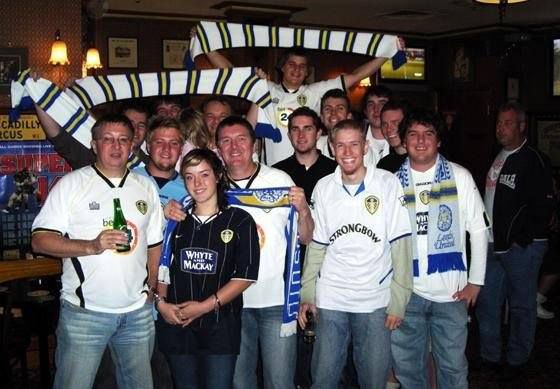 All Together: Leeds United Victoria - Through It All Together