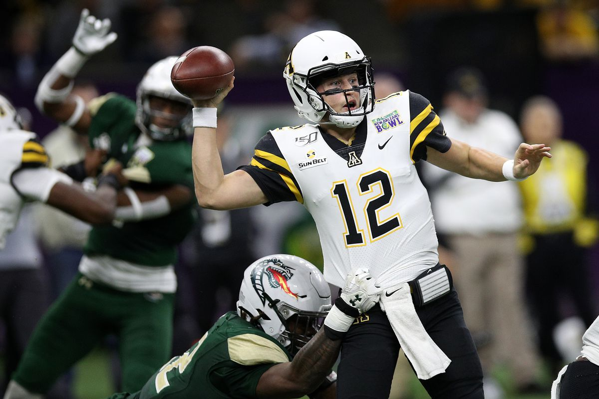 R+L Carriers New Orleans Bowl - Appalachian State v UAB