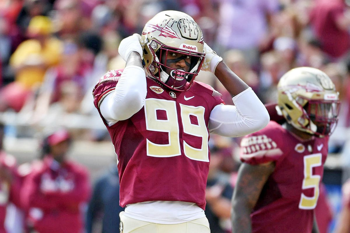 Why the Detroit Lions should draft Florida State EDGE Brian Burns