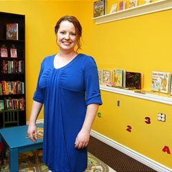 Michelle Witte recently opened independent bookstore Fire Petal Books in Centerville.