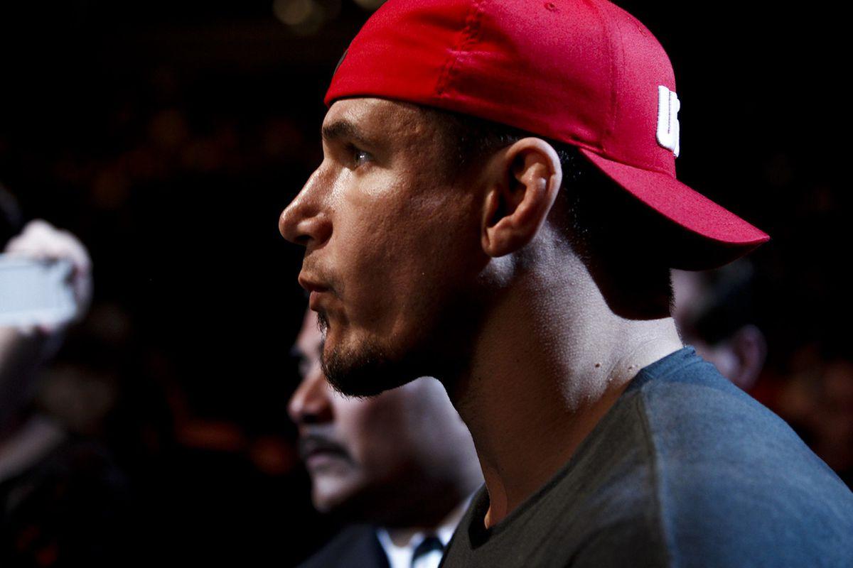 Frank Mir: UFC on FOX 7 photos