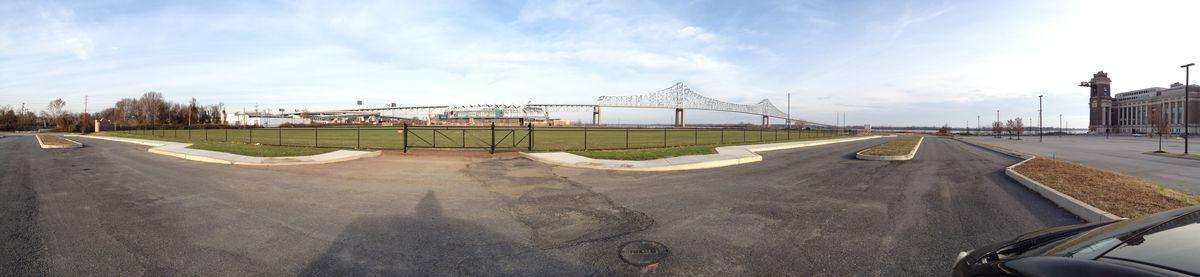 Practice Field Panorama