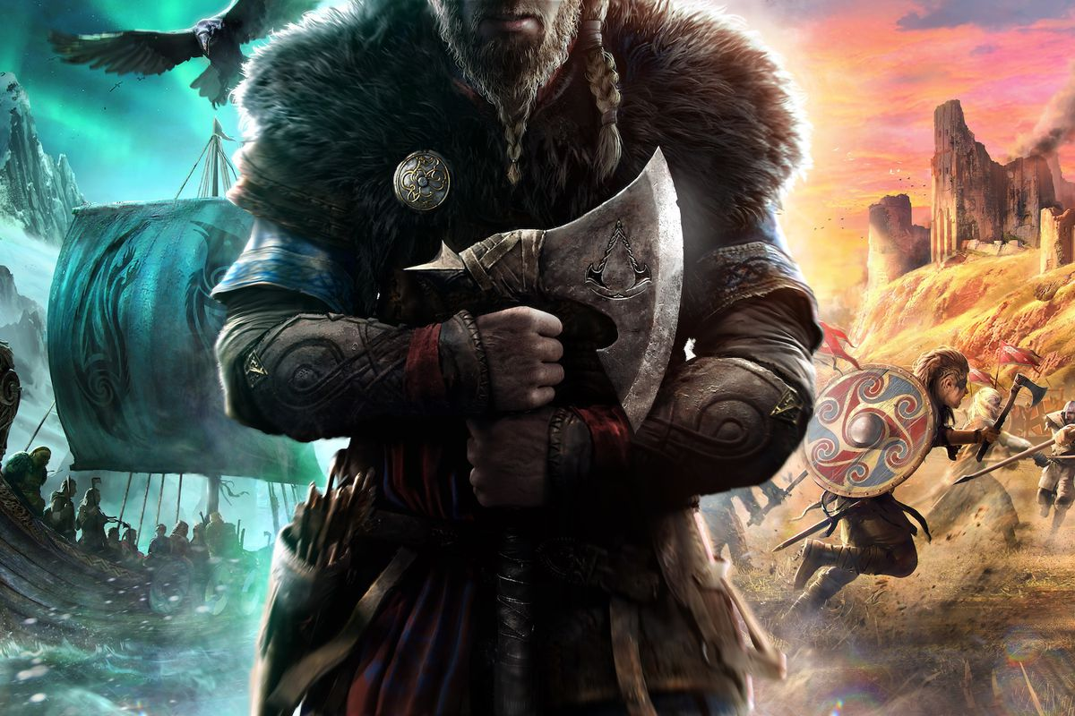 Assassin S Creed Valhalla Ubisoft Announces The Viking Sequel