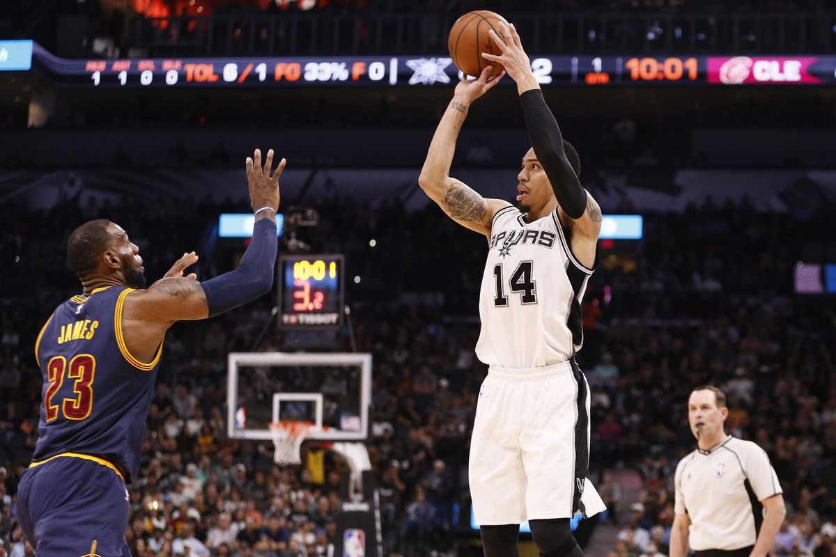 Another Danny Green rumor: Spurs are in talks with ...