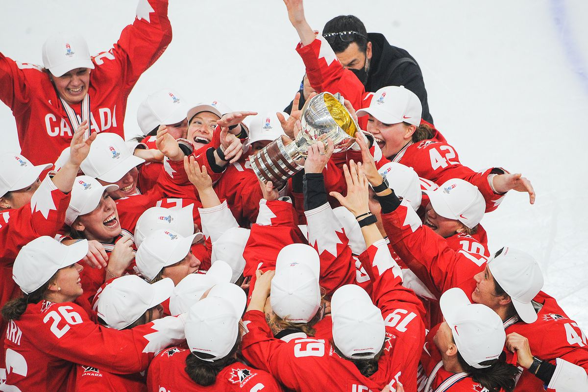 Canada v United States: Gold Medal Game - 2021 IIHF Women's World Championship