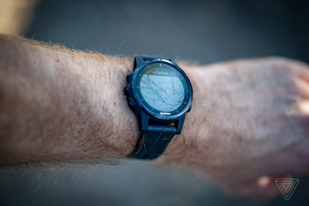 93ebaa3eb Having a good outdoor watch is great for a lot of reasons. Personally, I'm  using the Garmin Fenix 5S Plus. Not only is it a fitness tracker and  rudimentary ...