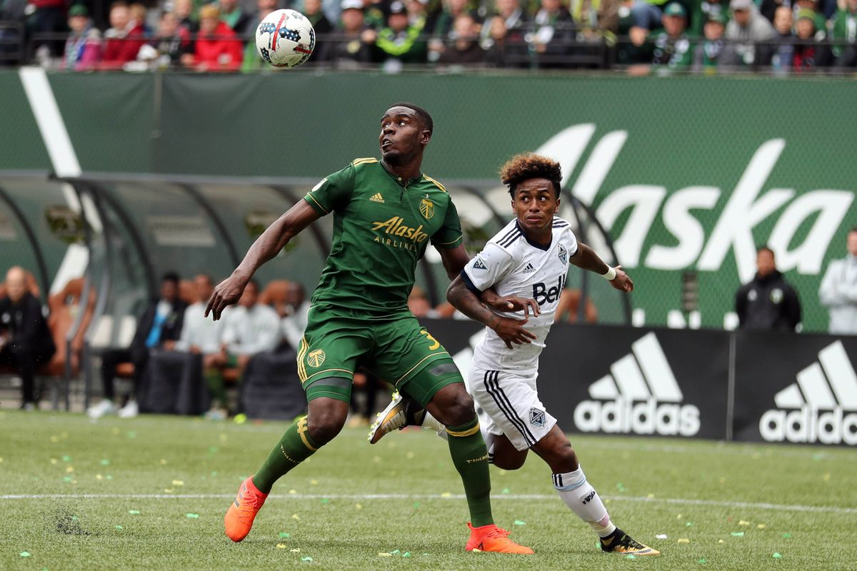MLS: Vancouver Whitecaps FC at Portland Timbers