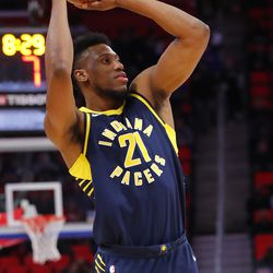 PF:  Thaddeus Young <br>