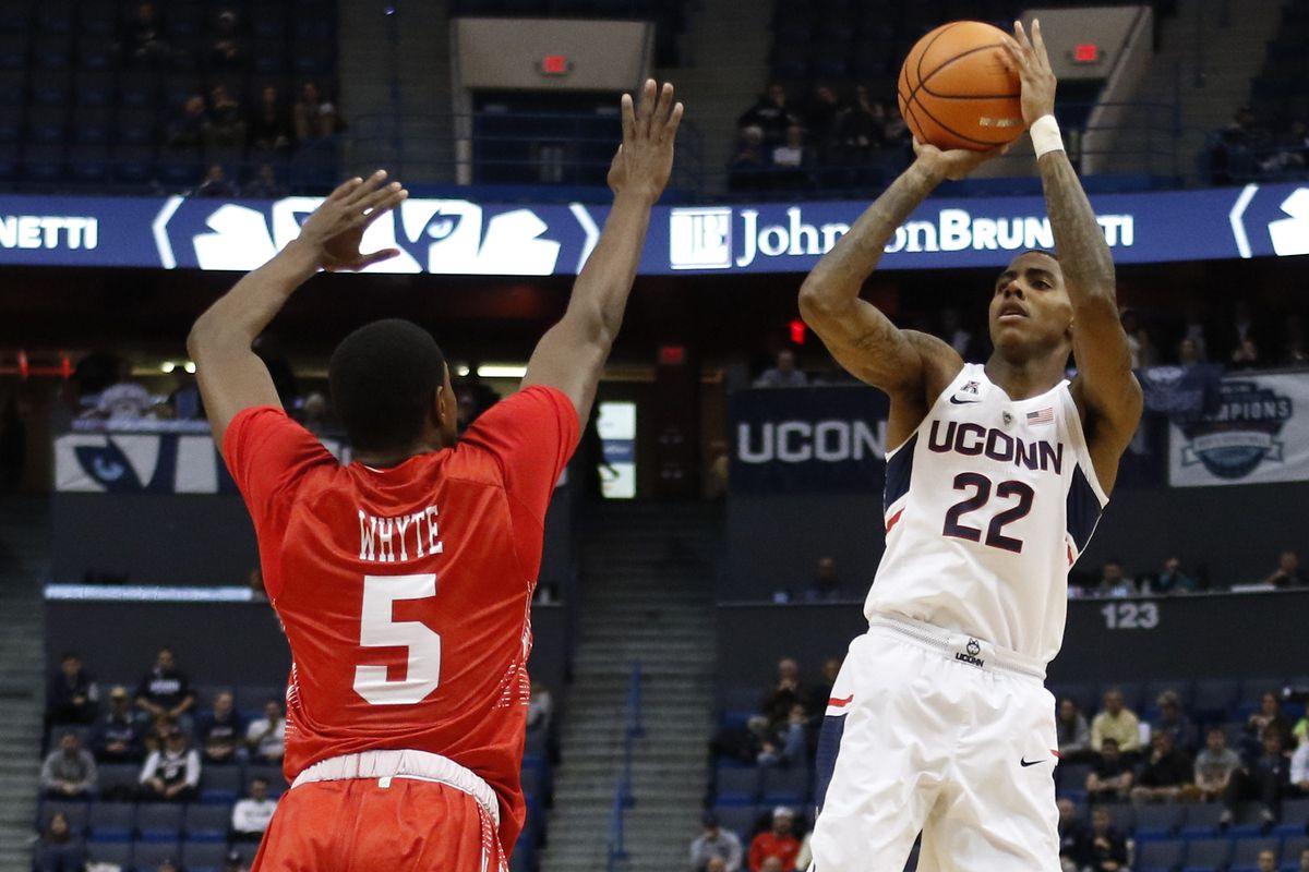 uconn men's basketball notebook: terry larrier signs with memphis