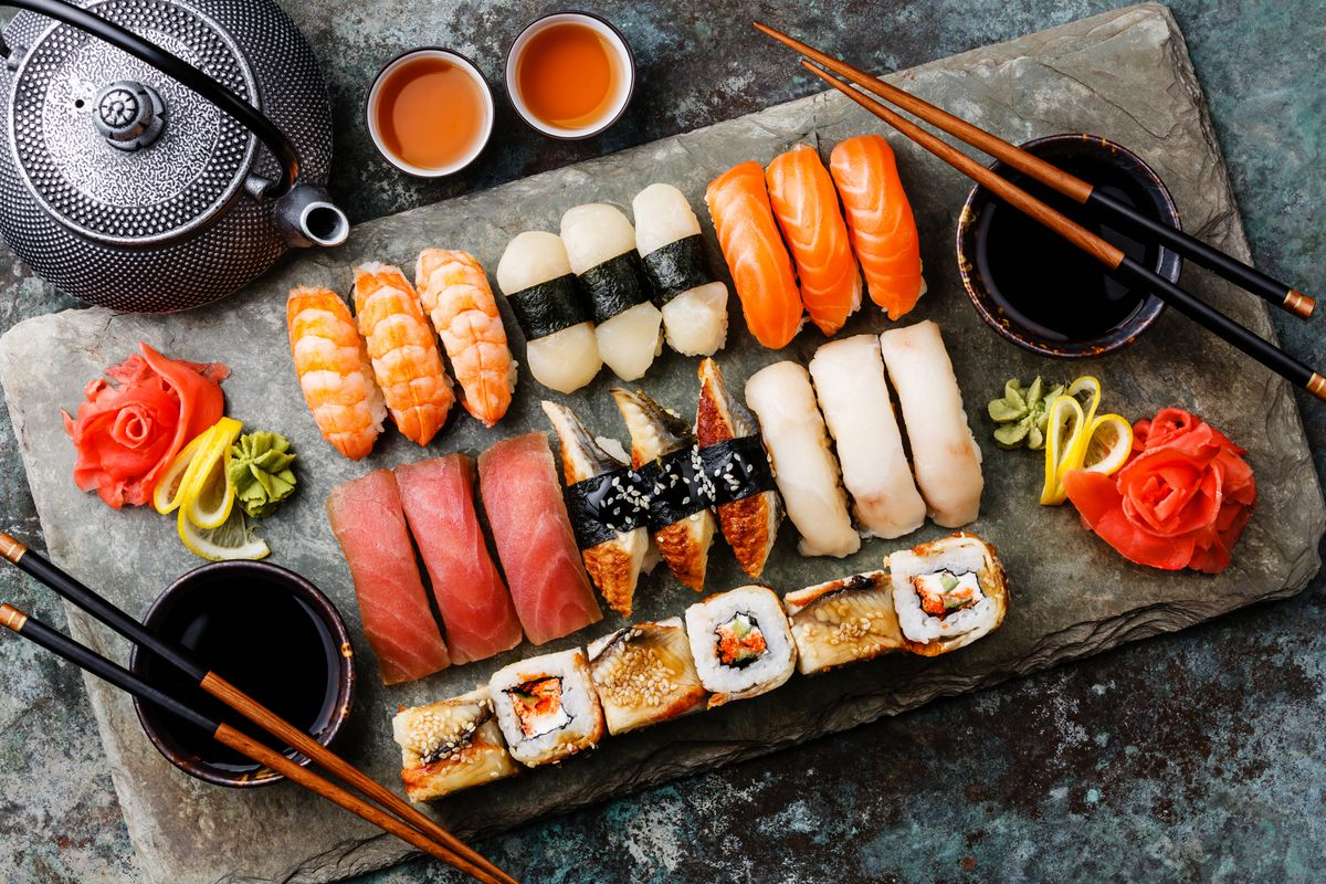 Best Traditional Japanese Food Miami