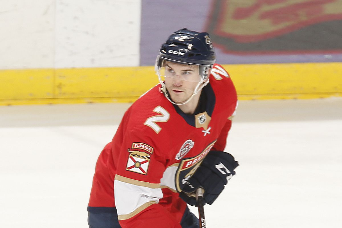 57560098afb Recap  Panthers roll to 6-1 win over Red Wings - Litter Box Cats