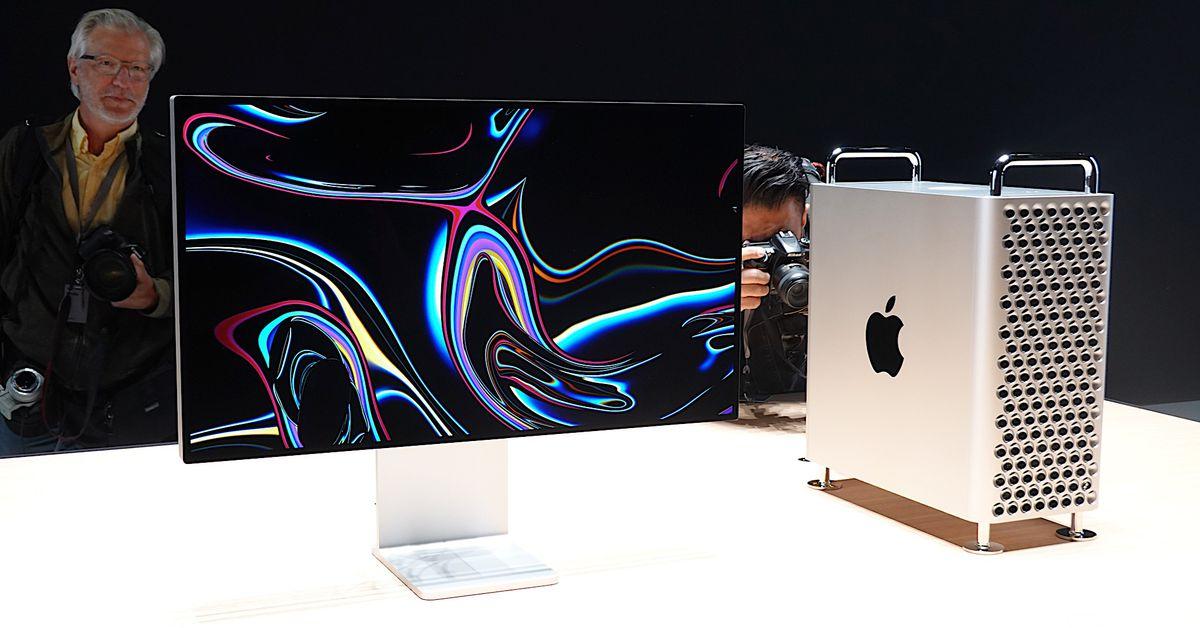 AppleO novo Mac Pro estará disponível para encomenda em 10 de dezembro 1