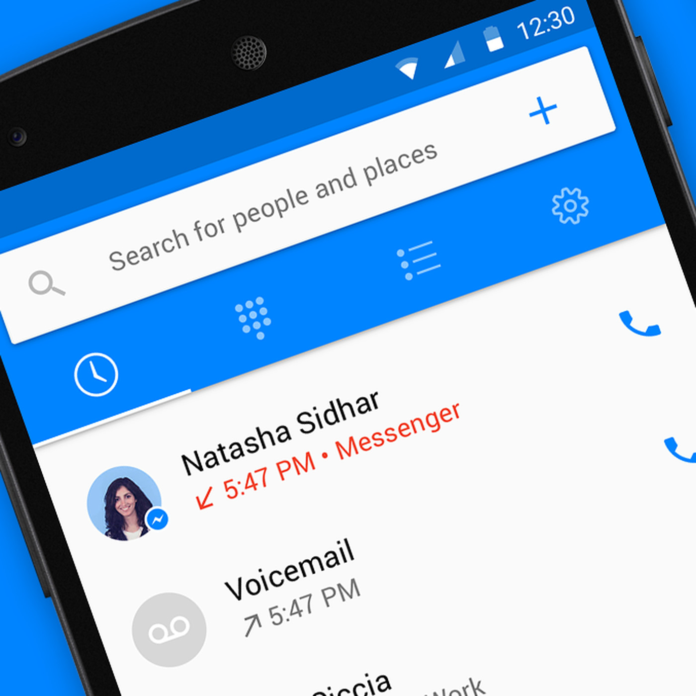 Facebook introduces Hello, an app to replace the Android