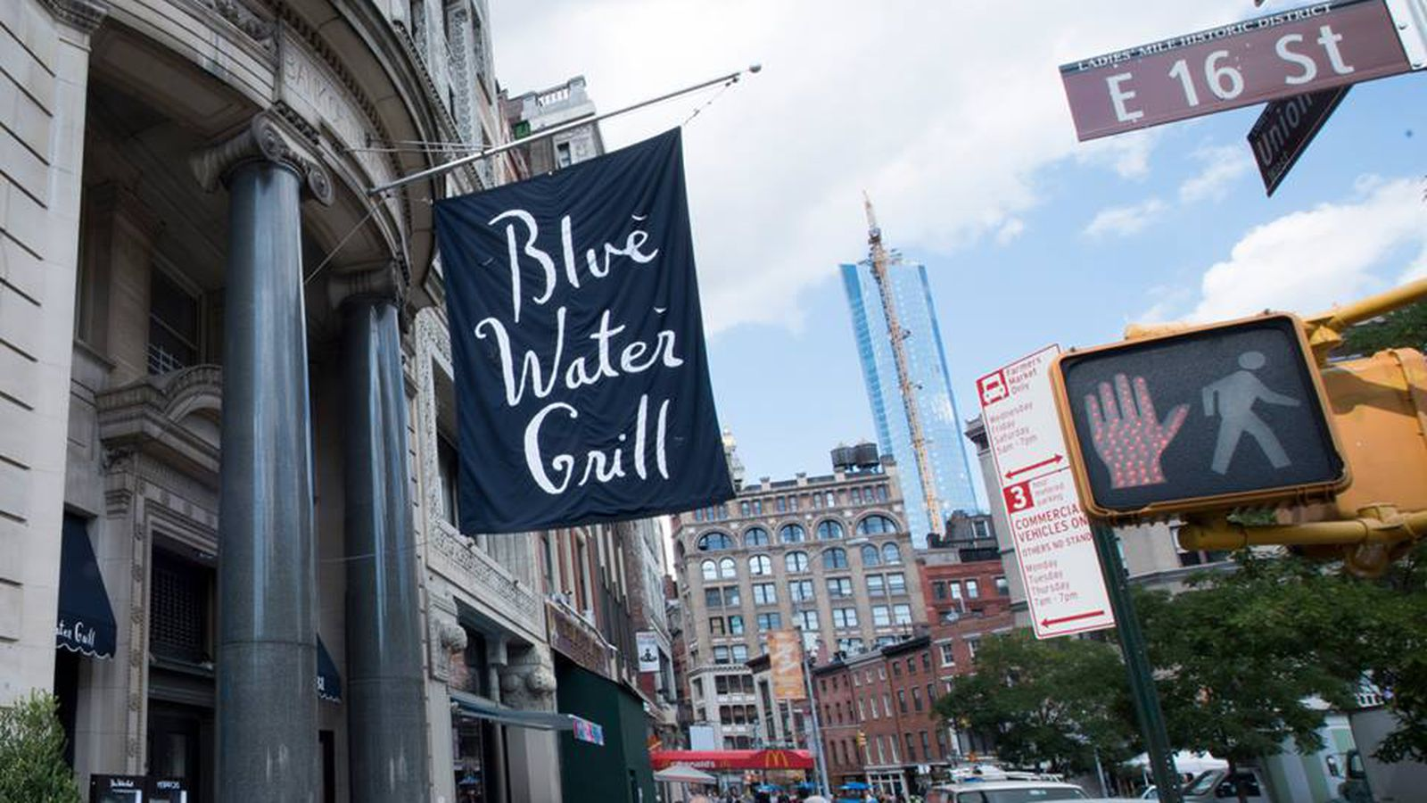 After over 20 years in Union Square, noodle shop Republic and seafood restaurant Blue Water Grill will both close in the next year. The culprit is outrageously high rent, with Blue Water Grill facing $2 million-plus annually, Bloomberg reports.