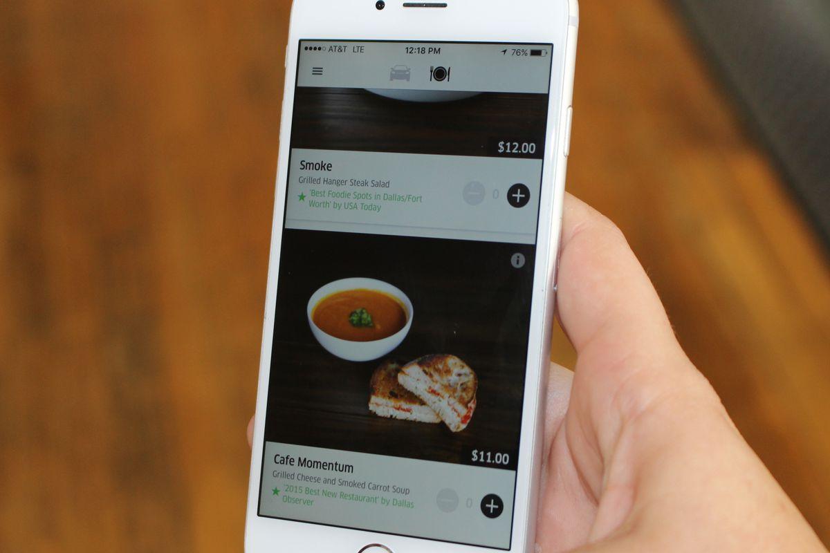 Amazon Ubereats Charge Restaurants Hefty Delivery Fees Updated