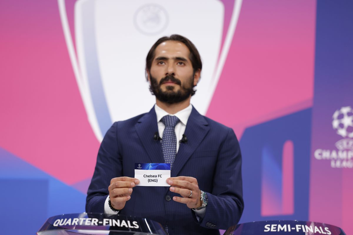 UEFA Champions League 2020/21 Quarter-finals And Semi-Finals Draw