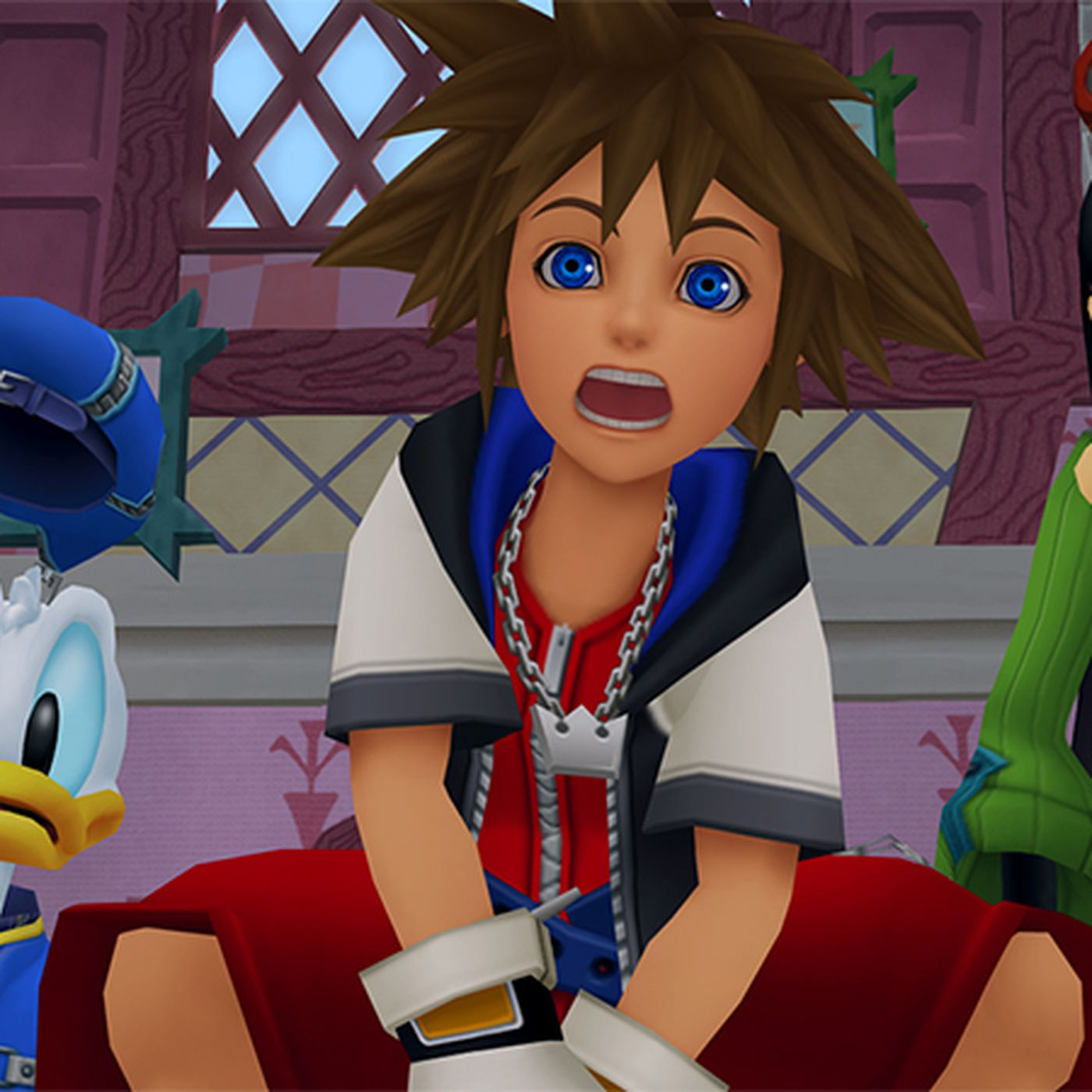 Kingdom Hearts PS4 collection comes with some big bugs (update