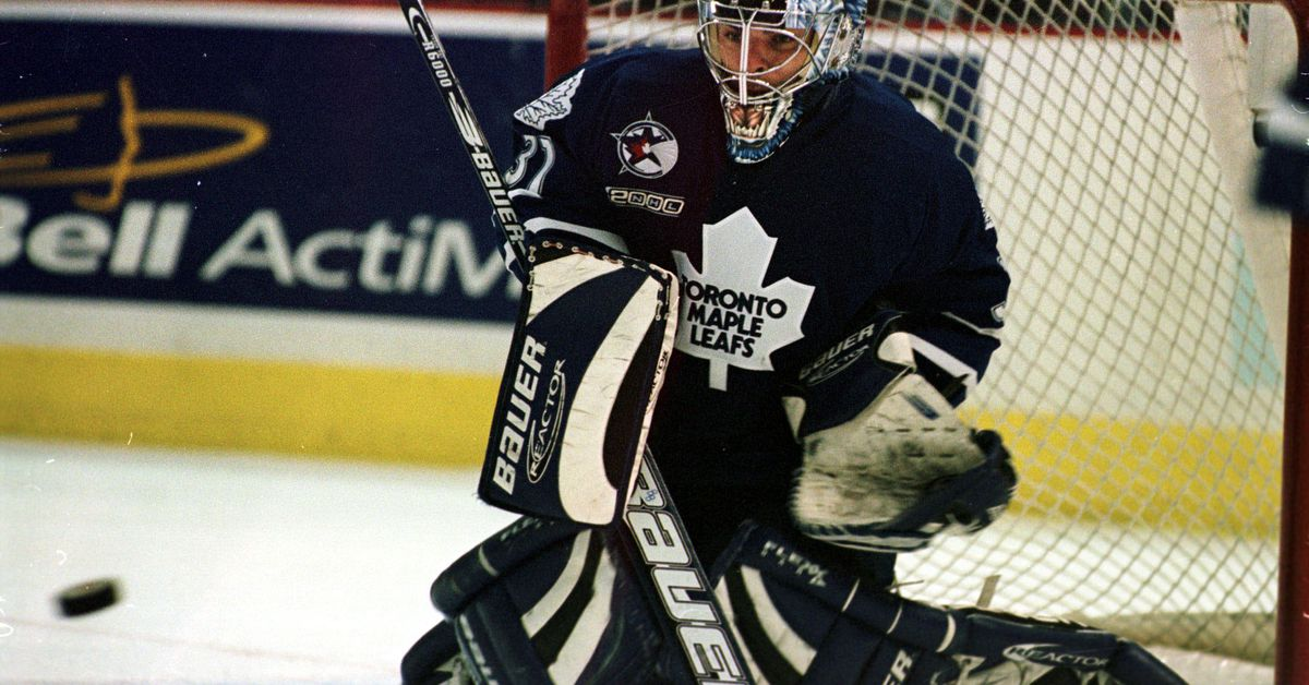 Maple Leafs By The Numbers 31 Curtis Joseph Pension