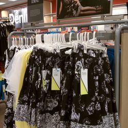 "All sizes of the <a href=""http://www.target.com/p/prabal-gurung-for-target-skirt-in-meet-the-parents-print/-/A-14330902"">Meet the Parents Skirt</a> were crammed on the racks."
