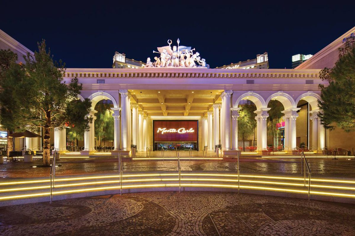 Monte Carlo Resort And Casino >> Park Mgm Has More Huge Plans For The Monte Carlo Eater Vegas
