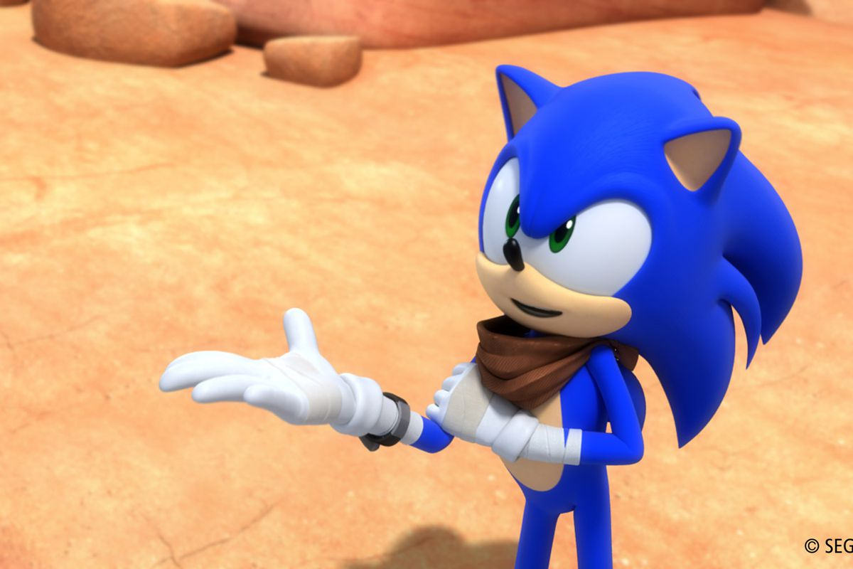 Sega Kindly Asks That You Stop Uploading Its Sonic Boom Tv Show To Youtube Polygon