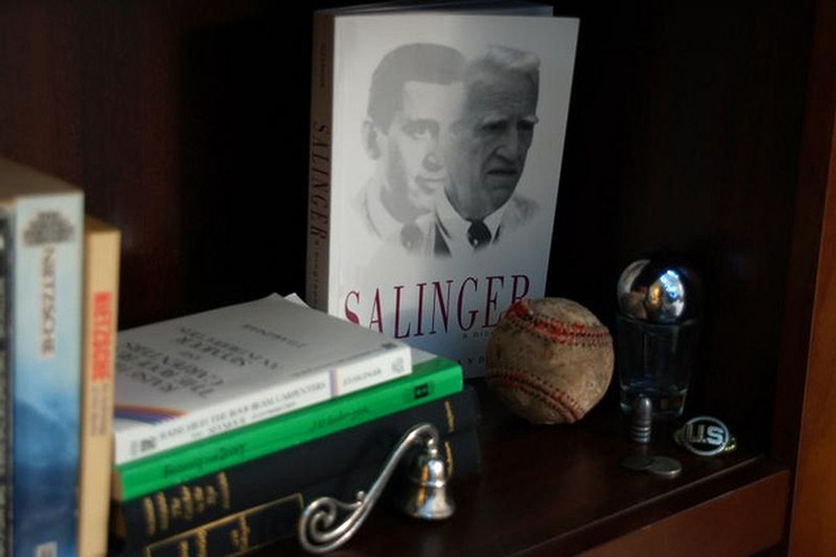 "the psychological message of j d salingers the catcher in the rye ""the catcher in the rye"" is the central piece of prose, written by jd salinger during the war the postwar period of 1950ies, which is described in the story, corresponds to the mood and."