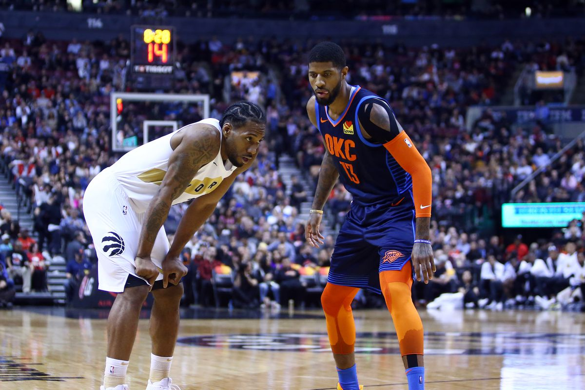 Image result for kawhi leonard paul george clippers