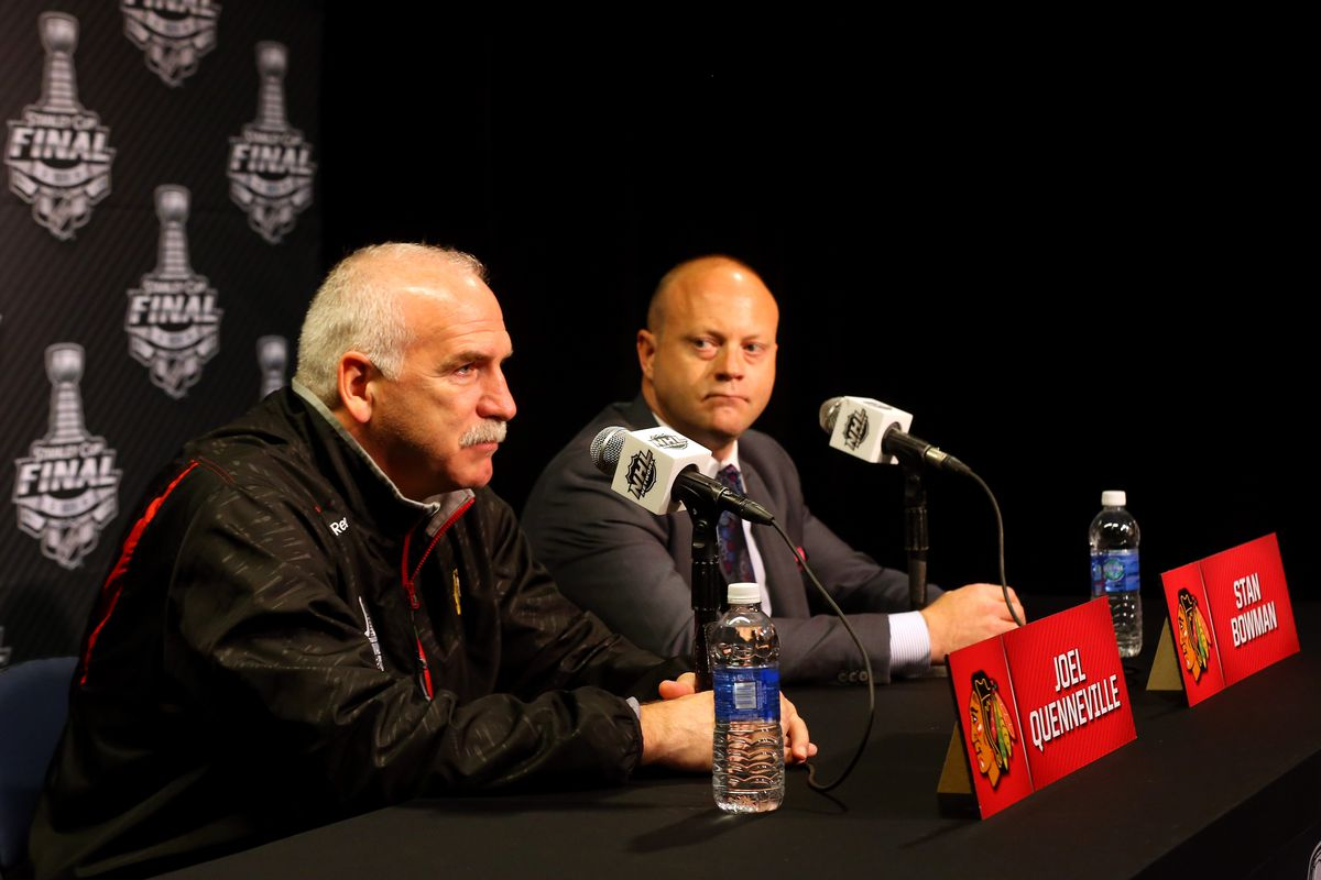 2015 NHL Stanley Cup Final - Media Day