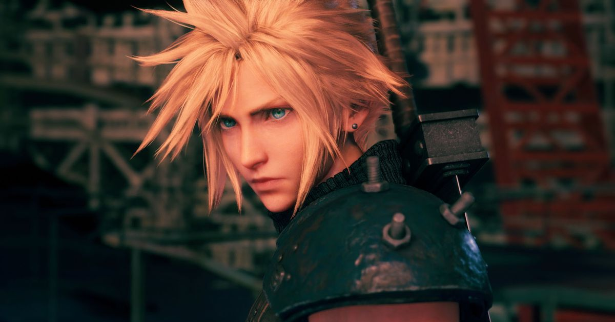 Why Final Fantasy VII Remake is my game of the year
