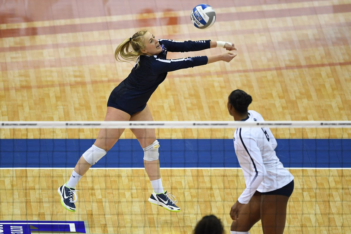 NCAA Division I Women's Volleyball Semifinals