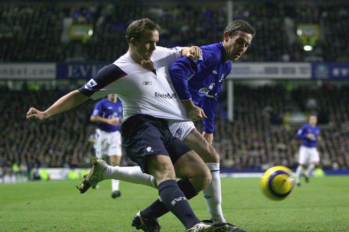 Everton v Bolton Wanderers