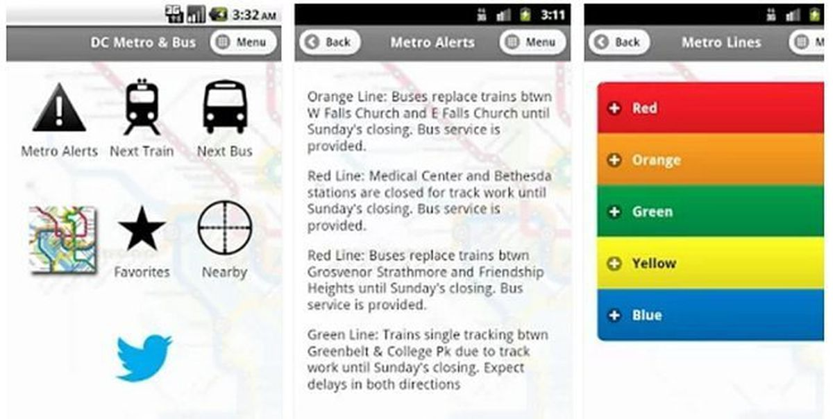 Hey, Metro Riders! Here Are the Apps That Will Make Your ...