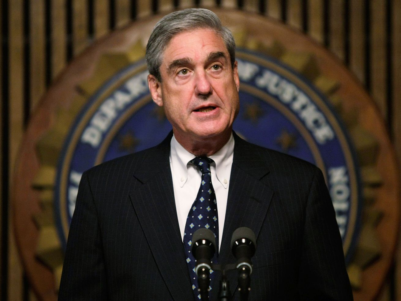 Special counsel Robert Mueller just released an indictment against 12 Russian intelligence officers.