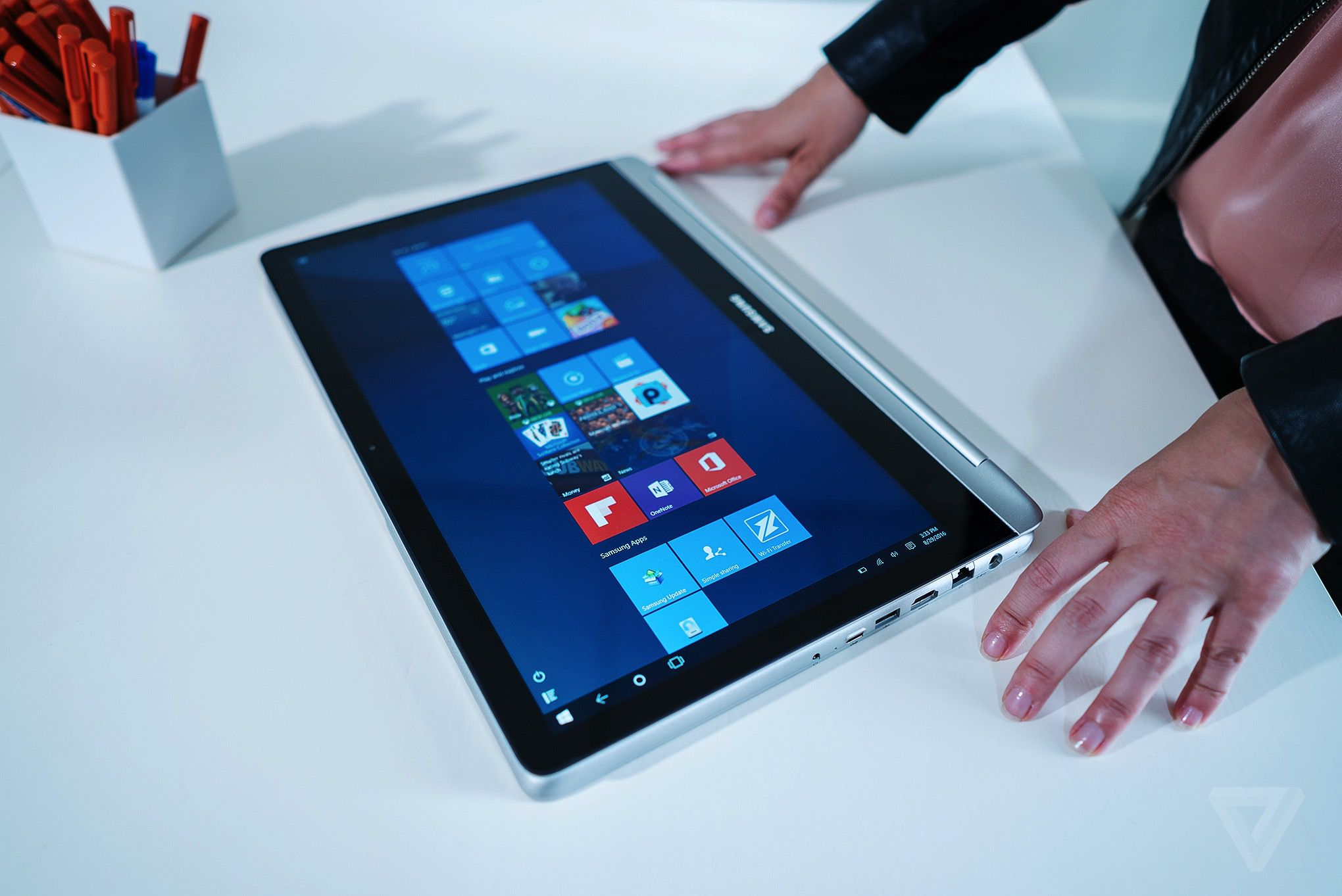 Samsung Notebook 7 Spin Review Pay For The Power Not For