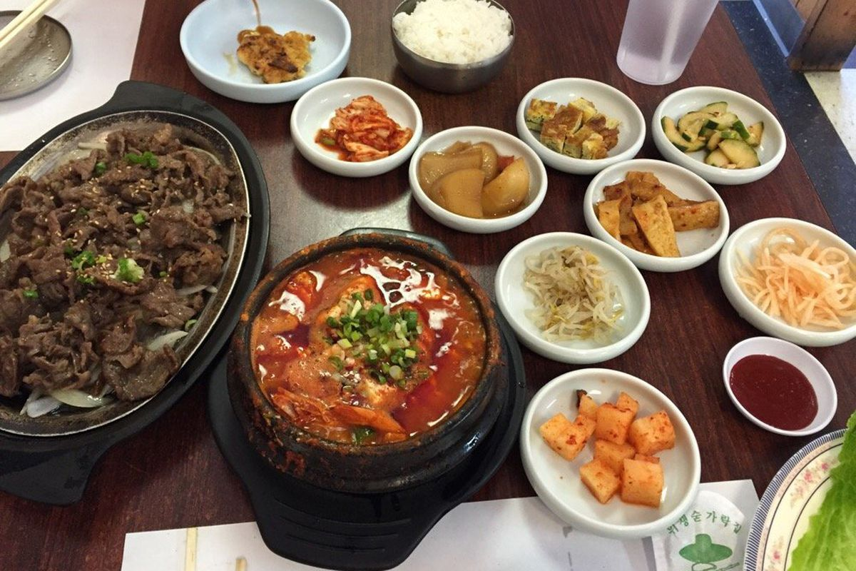 Five Top Notch Korean Restaurants to Try in Nashville - Eater Nashville