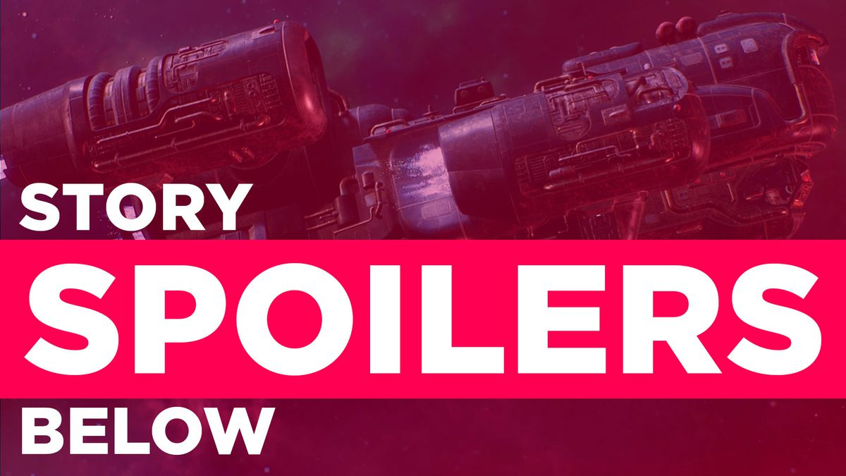 The Outer Worlds spoiler image