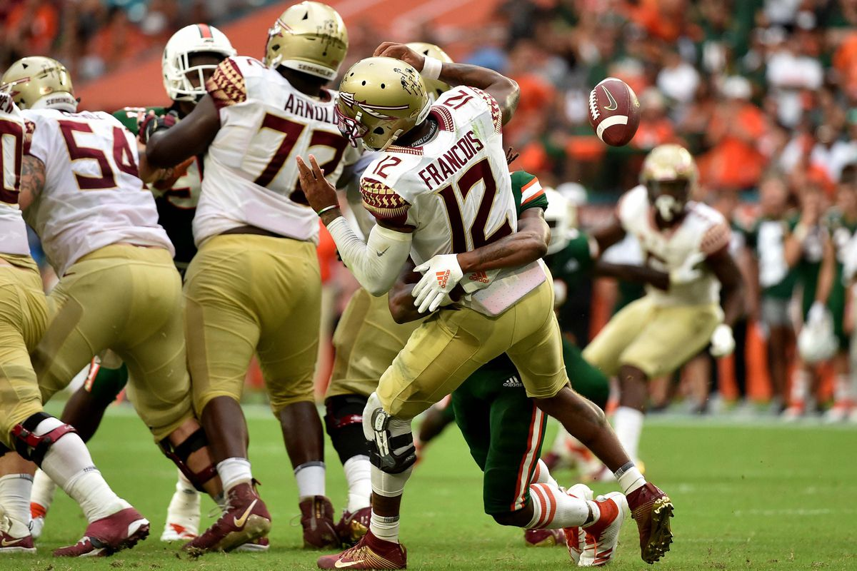 Florida State Vs Notre Dame 2018 Live Stream Time Tv Channel And How To Watch Online Sbnation Com