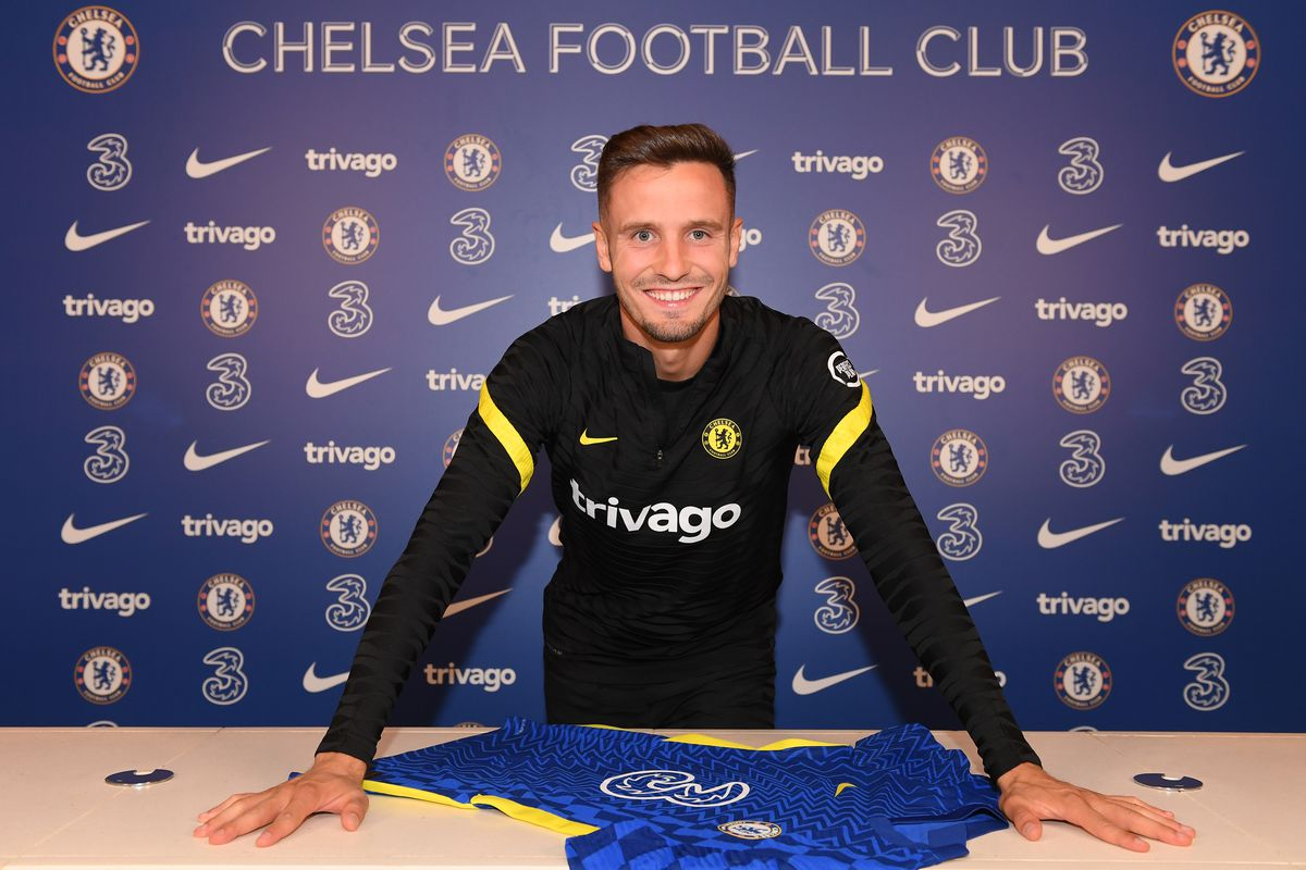 Chelsea Unveil New Loan Signing Saul Niguez