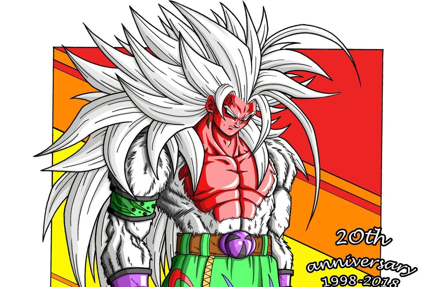 How A Super Saiyan 5 Fan Art Hoax Transformed The Dragon Ball