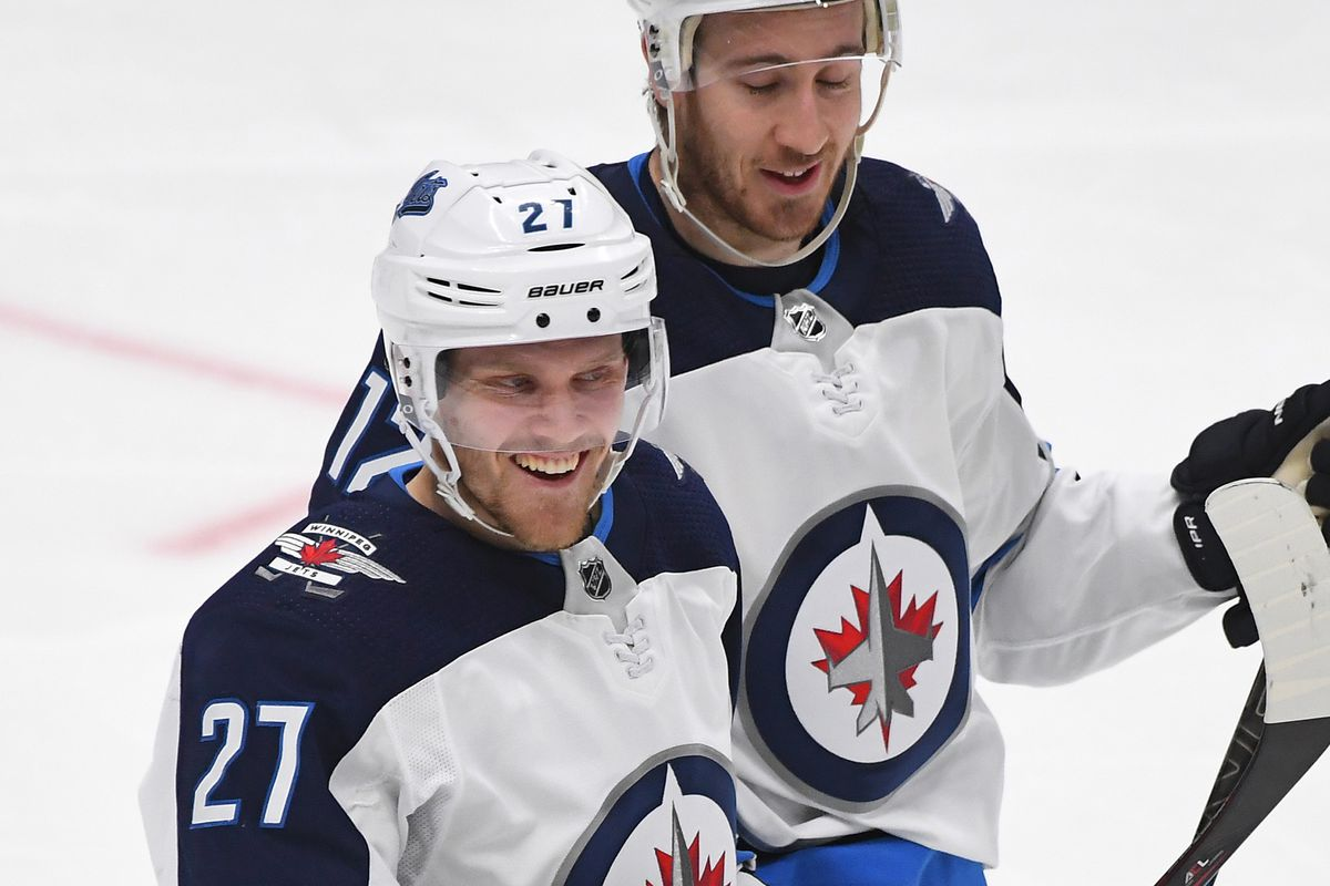 Recap Winnipeg Jets Vs Anaheim Ducks Arctic Ice Hockey