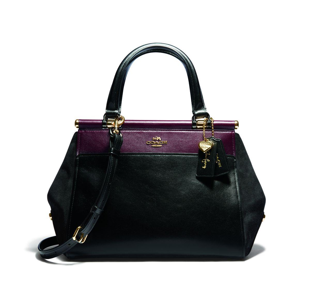 Selena Gomez's Selena Grace bag for Coach